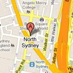 """ Map of Nexus Locksmiths North Sydney"""