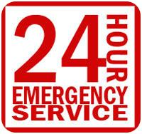 """24 hour emergency service"""