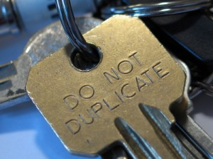 Restricted key system are part of our Drummoyne Locksmith service